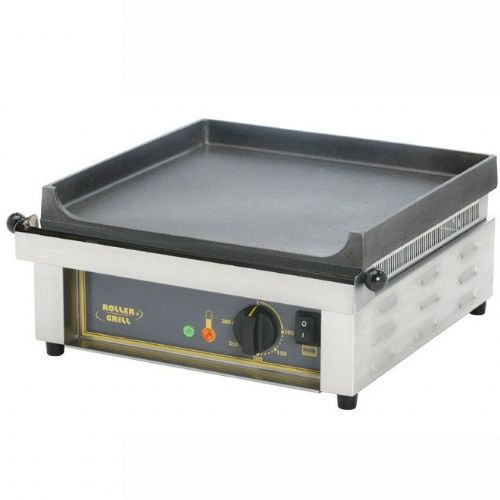 Roller Grill PSF400E Single Cast Iron Griddle Griddles
